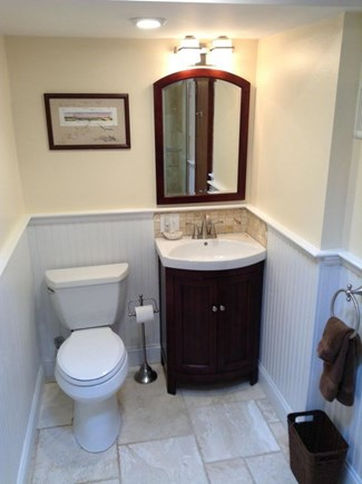 New Seabury New Seabury vacation rental - Full bath with Tub and Shower recently updated