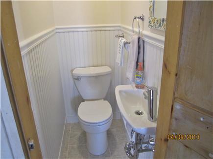 East Sandwich Cape Cod vacation rental - Half Bath