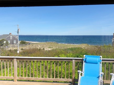 East Sandwich Cape Cod vacation rental - View from large deck