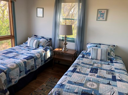 East Sandwich Cape Cod vacation rental - Ocean facing bedroom