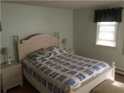 Falmouth Cape Cod vacation rental - First floor BR, queen, cable TV