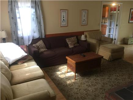 Falmouth Cape Cod vacation rental - Another angle of the Livingroom