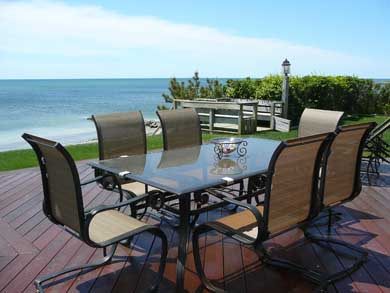 Harwich Port Cape Cod vacation rental - Stunning views of Nantucket Sound!