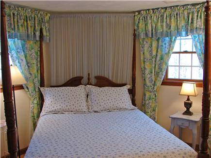 East Harwich Cape Cod vacation rental - Sunny upstairs queen bedroom