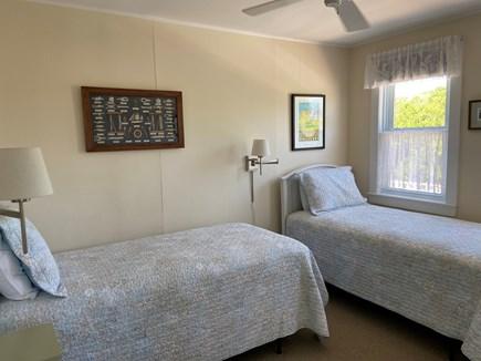 Wellfleet Harbor Cape Cod vacation rental - Twin Bedroom