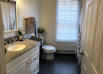 West Harwich Cape Cod vacation rental - 2nd Full bath on 2nd floor with tub/shower combination.