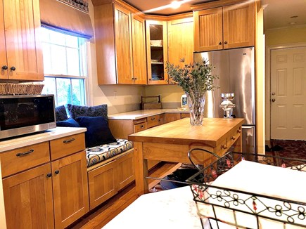 West Harwich Cape Cod vacation rental - Fully applianced Kitchen Alt View