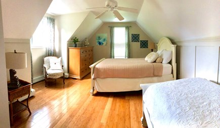 West Harwich Cape Cod vacation rental - Bedroom #4 large, spacious & bright. Queen & Twin bed