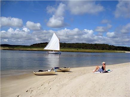 New Seabury, Maushop Village  New Seabury vacation rental - Tranquil Popponesset Bay
