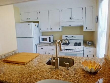 New Seabury, Maushop Village  New Seabury vacation rental - Well equipped cottage style modern kitchen