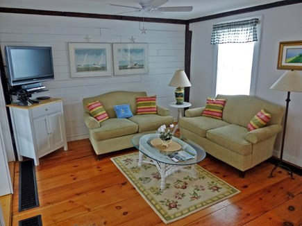 New Seabury, Maushop Village  New Seabury vacation rental - Comfy Living Room