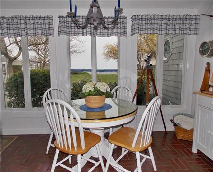 New Seabury, Maushop Village  New Seabury vacation rental - Ocean View Dining Room