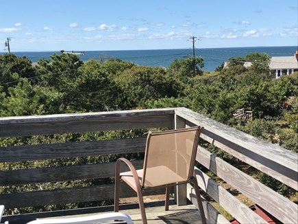 Eastham Cape Cod vacation rental - Amazing panoramic view from rooftop deck West facing horizon