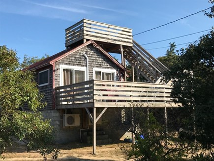 Eastham Cape Cod vacation rental - South facing Deck and Roof Deck!!