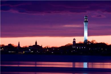 Provincetown Cape Cod vacation rental - Sunset