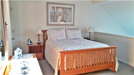 Brewster Cape Cod vacation rental - Master Bedroom in Loft