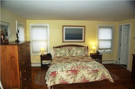 Chatham Cape Cod vacation rental - Master Bedroom- Downstairs