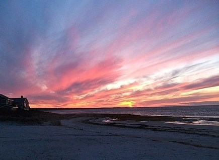 Orleans Cape Cod vacation rental - Amazing evening sunsets