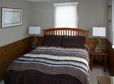 Orleans Cape Cod vacation rental - Master Bedroom-Queen Bed