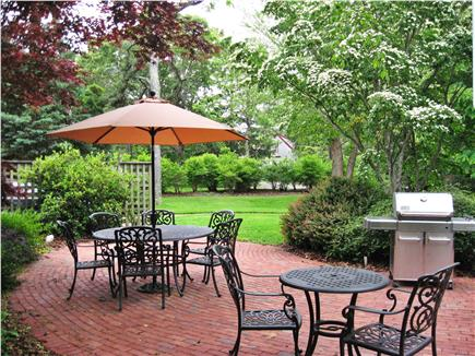 Orleans Cape Cod vacation rental - Enjoy grilling on the the side patio