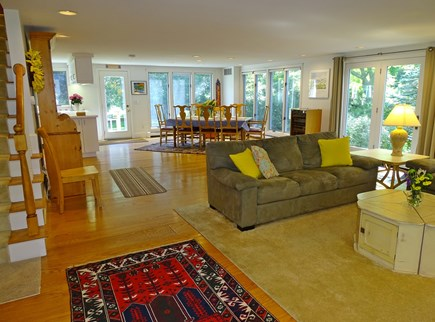 near Skaket beach in Orleans Cape Cod vacation rental - Welcome to a spacious and bright home