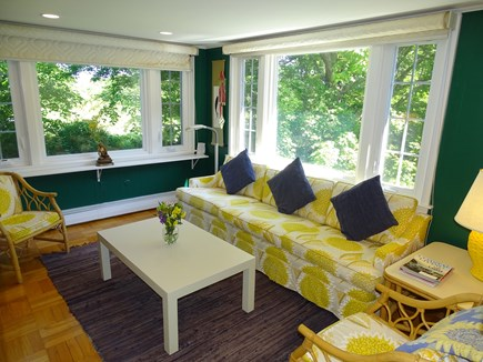 near Skaket beach in Orleans Cape Cod vacation rental - Retreat to private living room