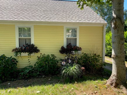 Wellfleet Cape Cod vacation rental - Front of the house