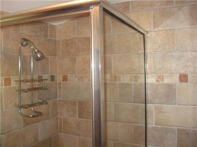 Wellfleet Cape Cod vacation rental - Upstairs shower