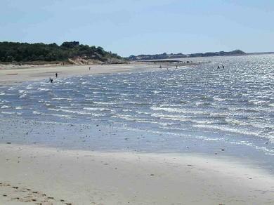 Wellfleet Cape Cod vacation rental - Indian Neck Beach just 1/2 mile away