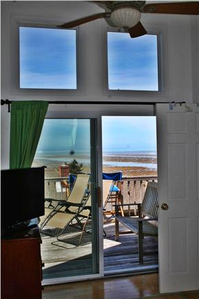 Eastham Cape Cod vacation rental - Master Bedroom View