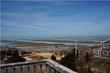 Eastham Cape Cod vacation rental - View from the Crows Nest