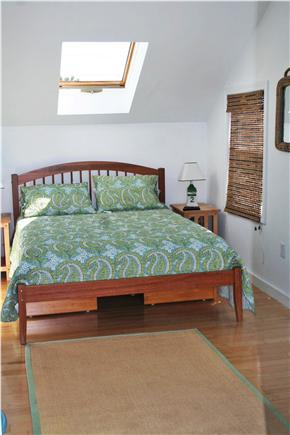 Eastham Cape Cod vacation rental - Upper Level Master Bedroom w Queen Bed & Full Bath