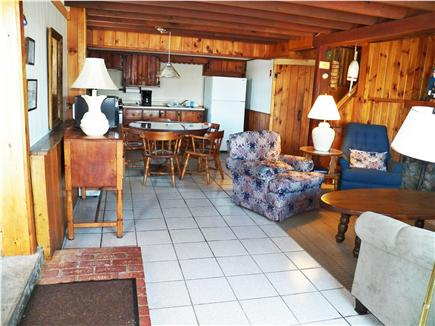 Yarmouth Cape Cod vacation rental - Open kitchen/dining/living