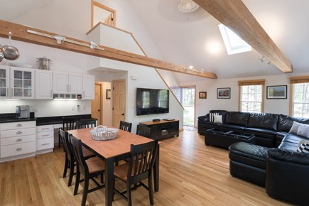 North Eastham Cape Cod vacation rental - Open Floor plan