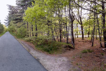 North Eastham Cape Cod vacation rental - Direct access to bike trail