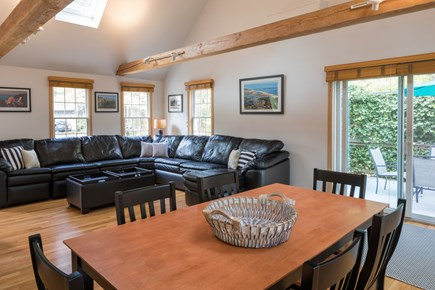 North Eastham Cape Cod vacation rental - Seating for 6