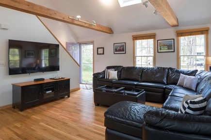 North Eastham Cape Cod vacation rental - 70 3D HDTV