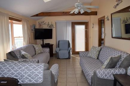 Sagamore Beach, Sandwich Cape Cod vacation rental - Living room