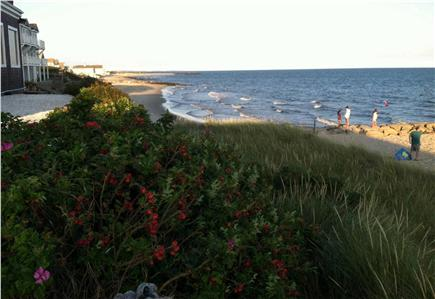 Dennisport Cape Cod vacation rental - Walk the beach,fish off the jetty,swim or relax and read!