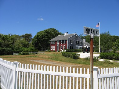 Dennisport Cape Cod vacation rental - Located on a quiet side street-Inman Road