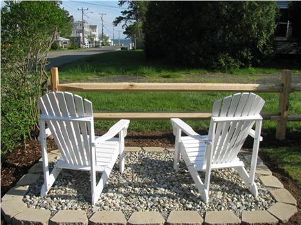 Dennisport Cape Cod vacation rental - Enjoy our oceanview patio