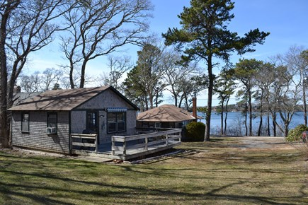 Harwich Cape Cod vacation rental - Cottage view