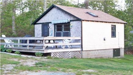 Harwich Cape Cod vacation rental - View of cottage