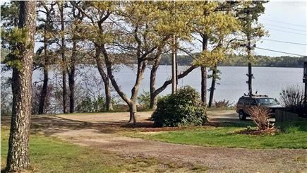 Harwich Cape Cod vacation rental - Deck and water view