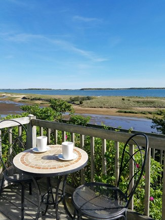 Lewis Bay, West Yarmouth Cape Cod vacation rental - Breakfast with a view