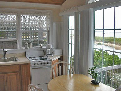 Lewis Bay, West Yarmouth Cape Cod vacation rental - Enjoy a panoramic view and a favorite drink outdoors or in.
