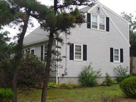 East Falmouth Cape Cod vacation rental - Right side of home