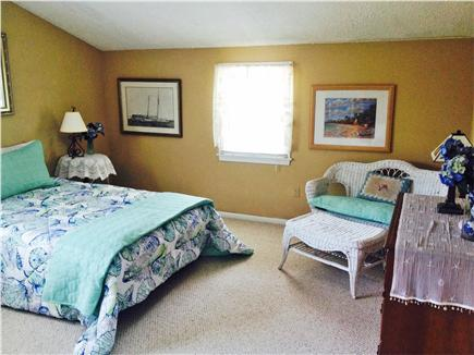 East Falmouth Cape Cod vacation rental - 2nd floor, large master bedroom with Queen bed