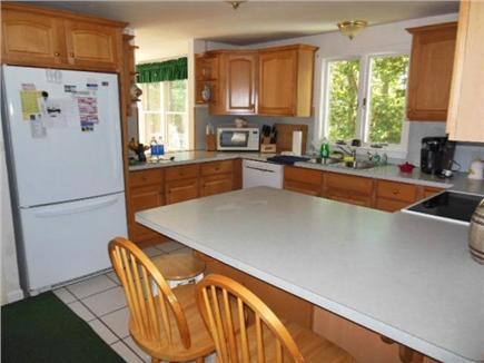 Hyannis Cape Cod vacation rental - Fantastic Huge Kitchen ~ Breakfast Bar ~ Plus table for kids!