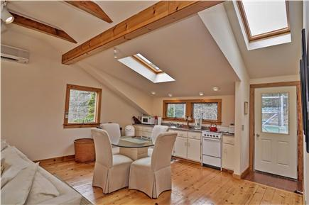 East Orleans Cape Cod vacation rental - Kitchen & Dining area